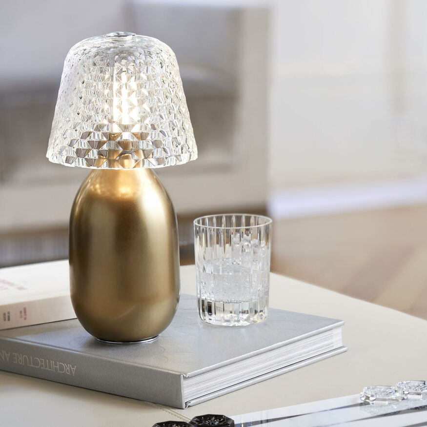 Baby Candy Light Tragbare Lampe, Gold - 2