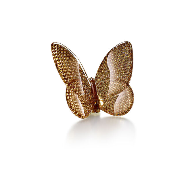 PAPILLON LUCKY BUTTERFLY DIAMOND, Gold