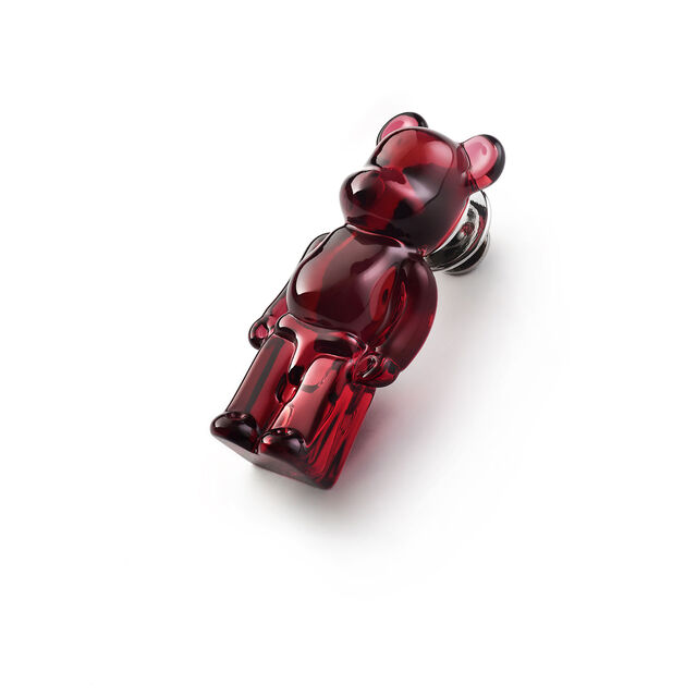 BACCARAT BE@RBRICK PINS, Rot