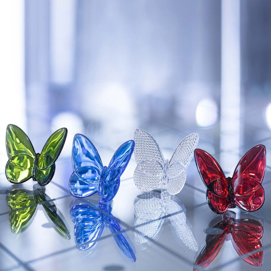PAPILLON LUCKY BUTTERFLY, Red - 3