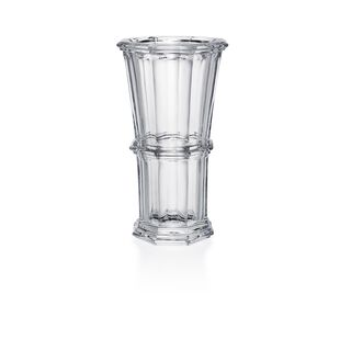 HARCOURT 1841 VASE  Clear
