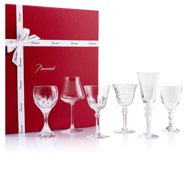 """WINE THERAPY"" SET,"