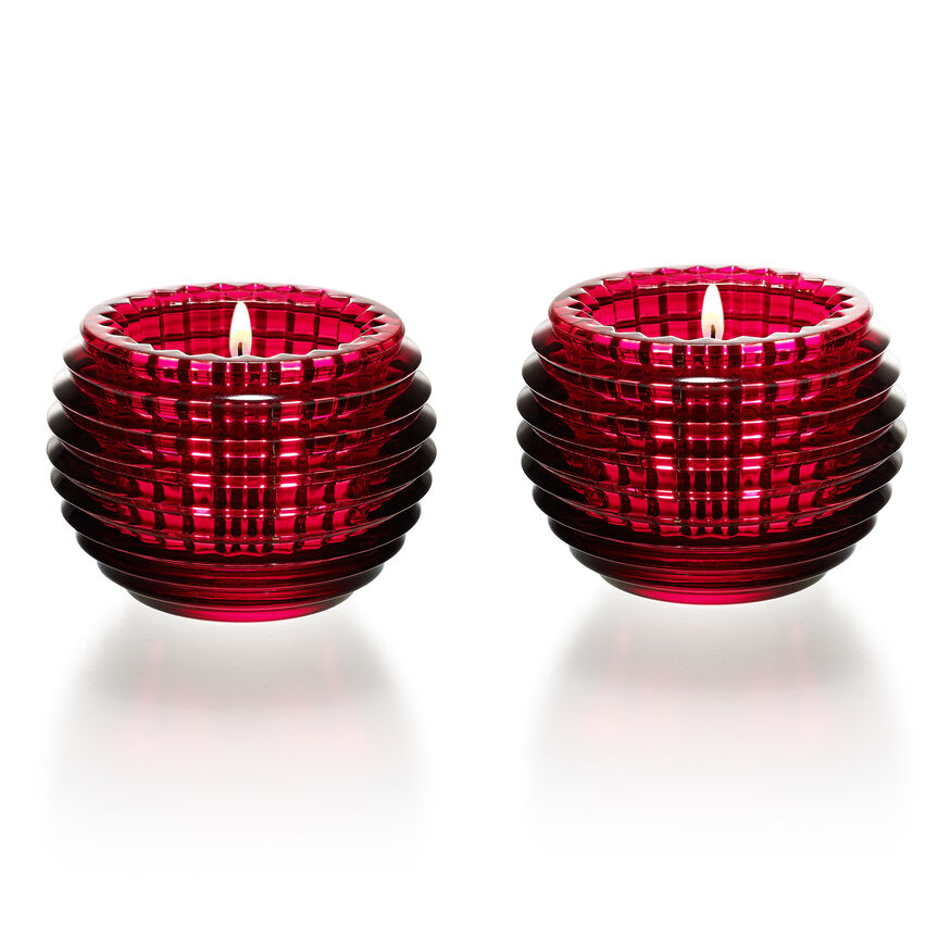 EYE VOTIVE, Red