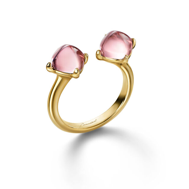MINI MÉDICIS TOI&MOI RING, Rosé