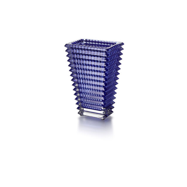 EYE VASE RECTANGULAR S, Blue