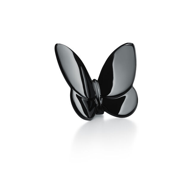 PAPILLON LUCKY BUTTERFLY, Black