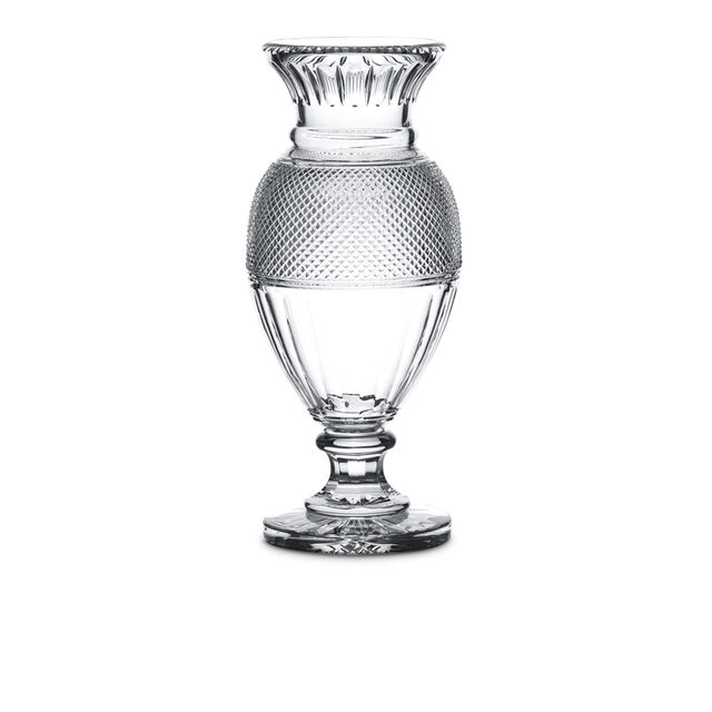 DIAMANT BALUSTER VASE,