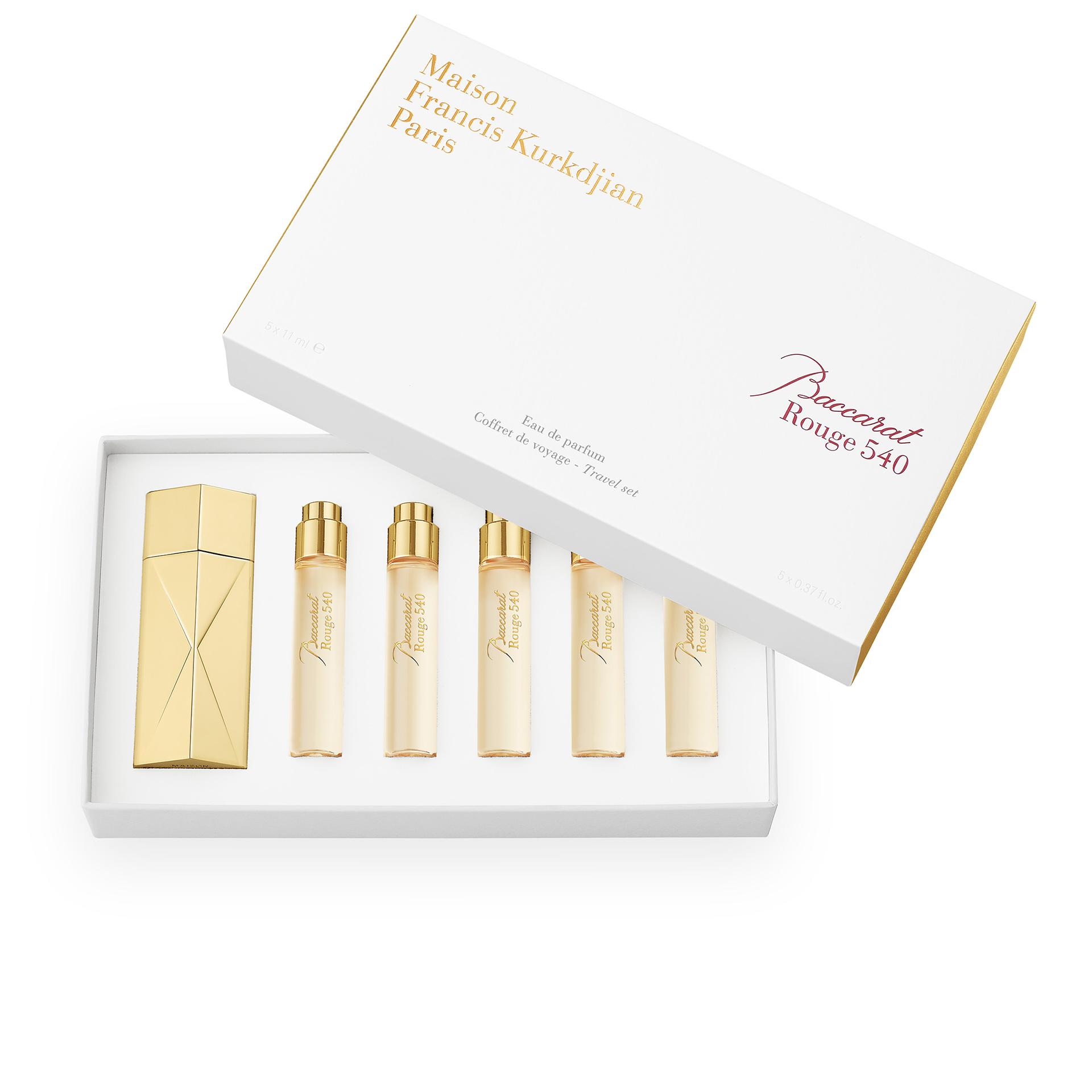 Baccarat Rouge 20 Eau De Parfum Travel Set   Baccarat