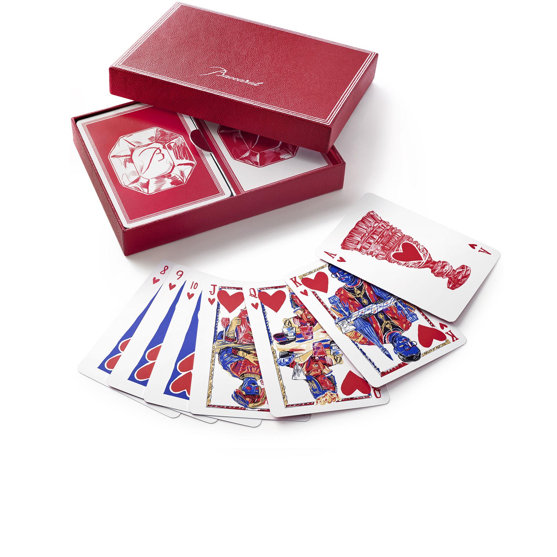 Poker Card Game   Baccarat
